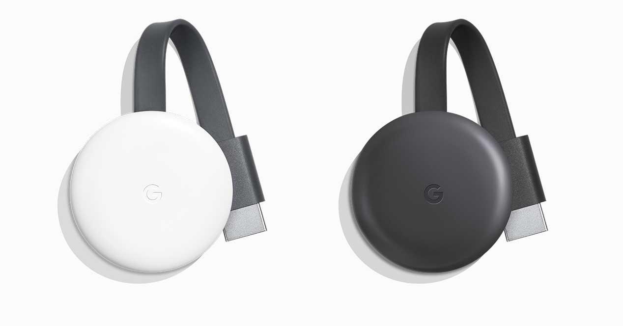 google chromecast tercera generacion