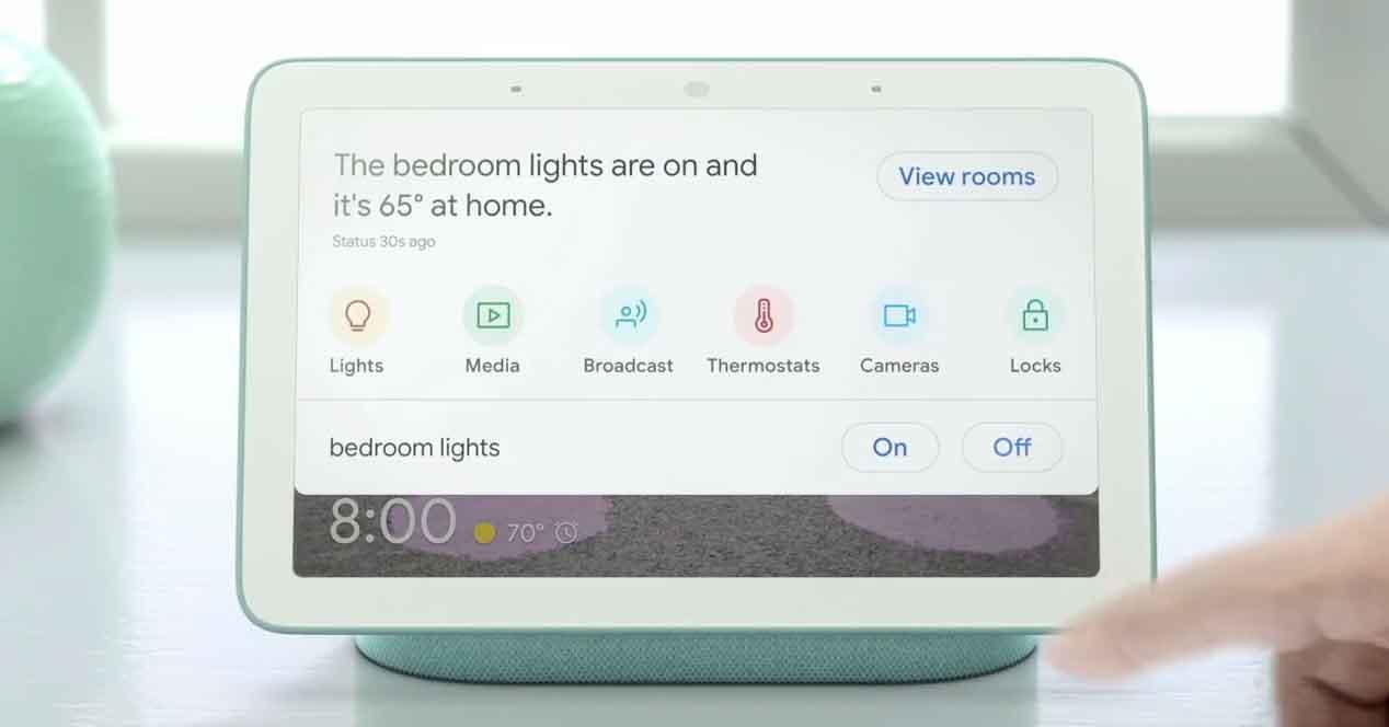 Ver noticia 'Noticia 'Google Home Hub: nueva pantalla inteligente para el hogar''