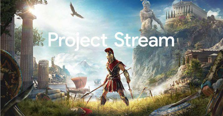 google-project-stream