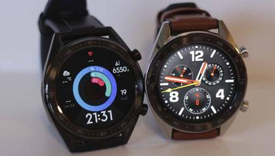 Huawei Watch GT: nuevo reloj inteligente con hasta dos semanas de batería
