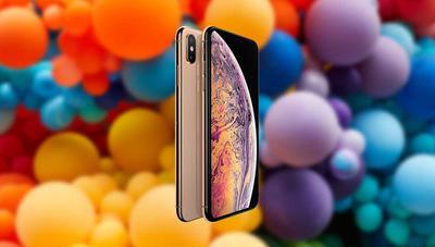 Si usas tu iPhone cerca de helio, no podrás utilizarlo durante una semana