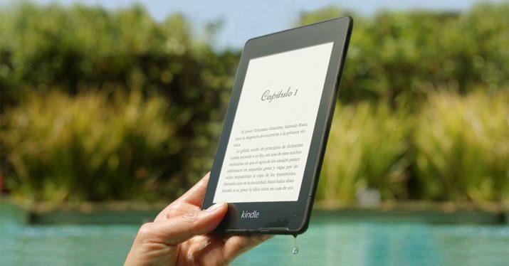 kindle paperwhite impermeable