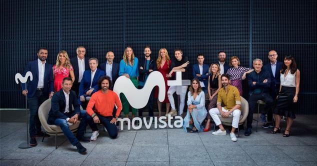 Ver noticia 'Todo lo que prepara Movistar+ para esta temporada'