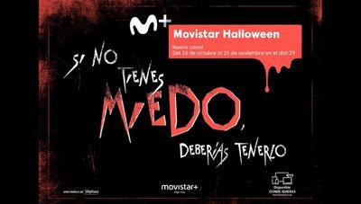 Movistar Halloween, nuevo canal con una selección de cine de terror