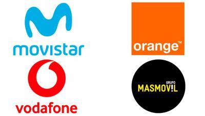 Movistar, Vodafone y Orange siguen controlando 9 de cada 10 líneas de Internet