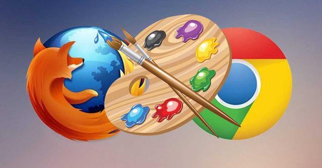 Ver noticia 'Cómo personalizar y cambiar los colores de Chrome y Firefox'