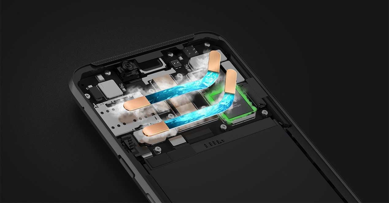 Xiaomi presenta Black Shark Helo, la nueva generacion de su teléfono gaming