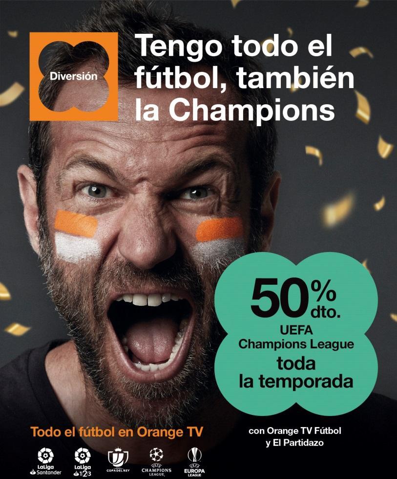 orange champions oferta