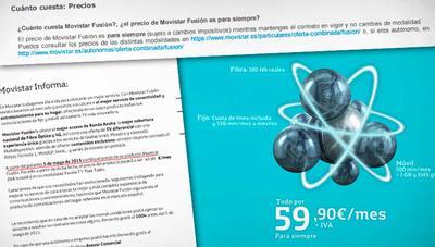 """Movistar gana el juicio por los precios """"para siempre"""" de Fusión"""
