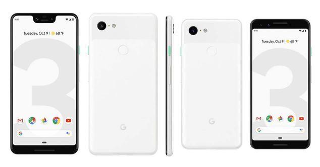 Ver noticia 'Google Pixel 3 y Pixel 3 XL, filtrados al completo a horas de presentarse'