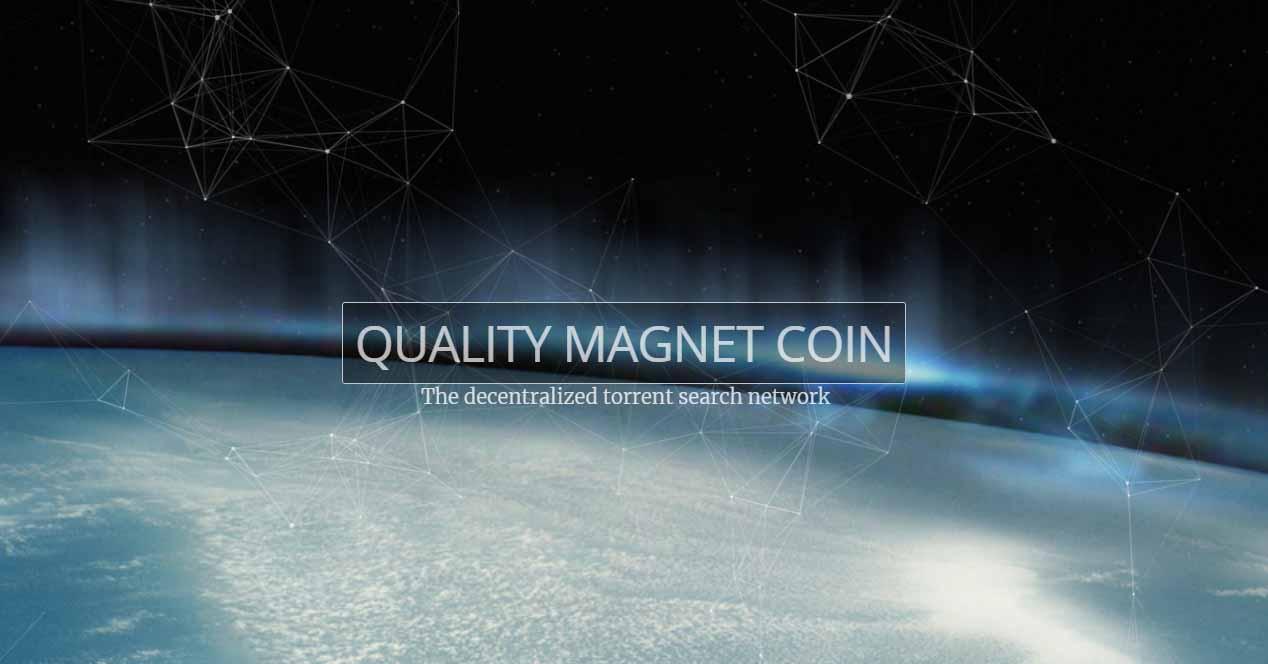 Ver noticia 'Noticia 'Quality Magnet Coin, la 'web' para descargar torrent imposible de cerrar''
