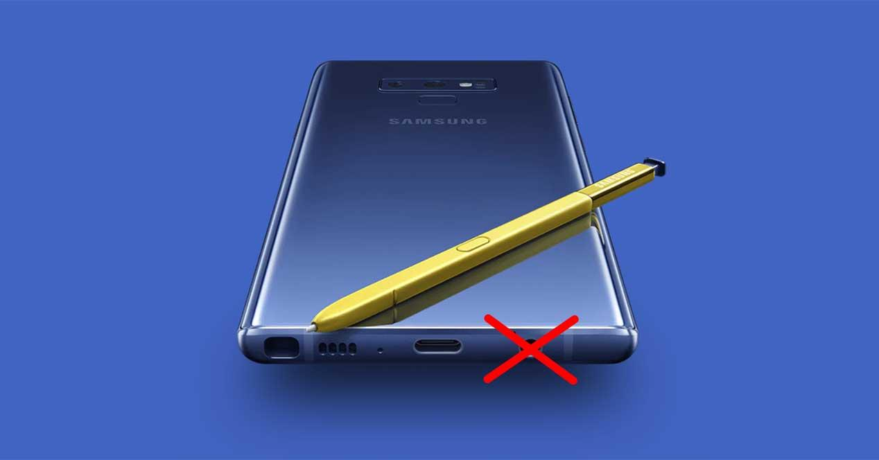 samsung galaxy note 9 jack