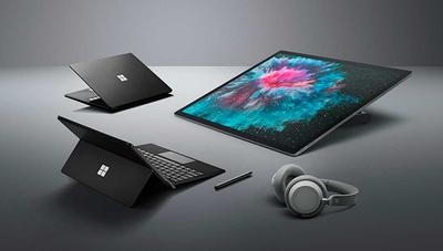 Surface Pro 6, Surface Laptop 2, Surface Studio 2 y todas las novedades de Microsoft