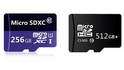 El timo de las microSD chinas tiradas de precio que prometen 512 GB por 20 euros