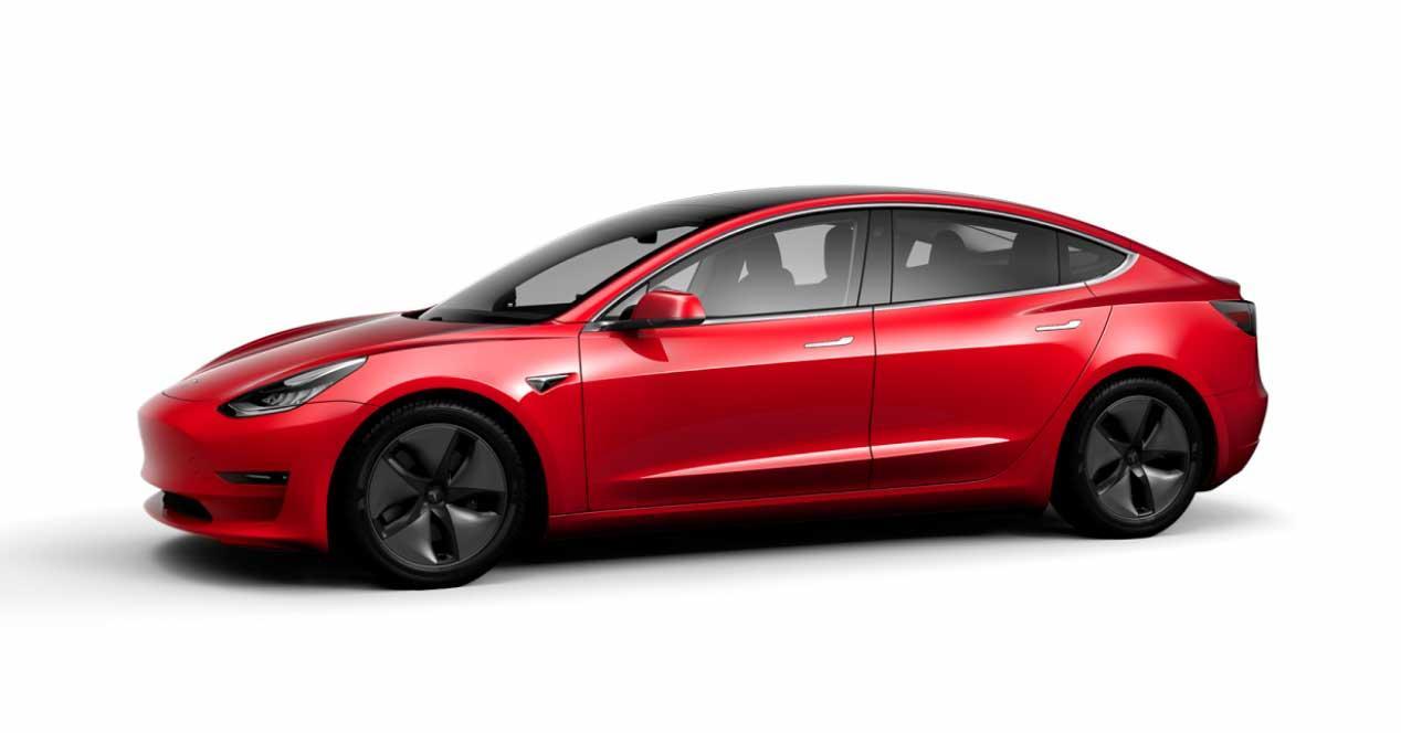 Ver noticia 'Noticia 'Tesla lanza un Model 3 más barato''