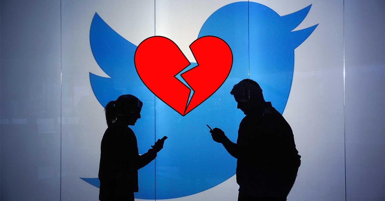 Twitter podría eliminar su corazón de