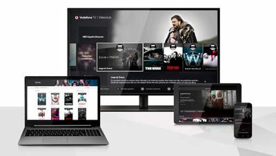 Vodafone ofrecerá gratis a todos los clientes una selección de las mejores series de HBO