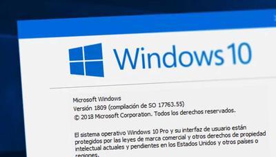 Cómo saber qué versión de Windows tengo instalada en el PC