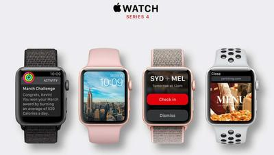 El cambio de hora deja al Apple Watch Series 4 inutilizable