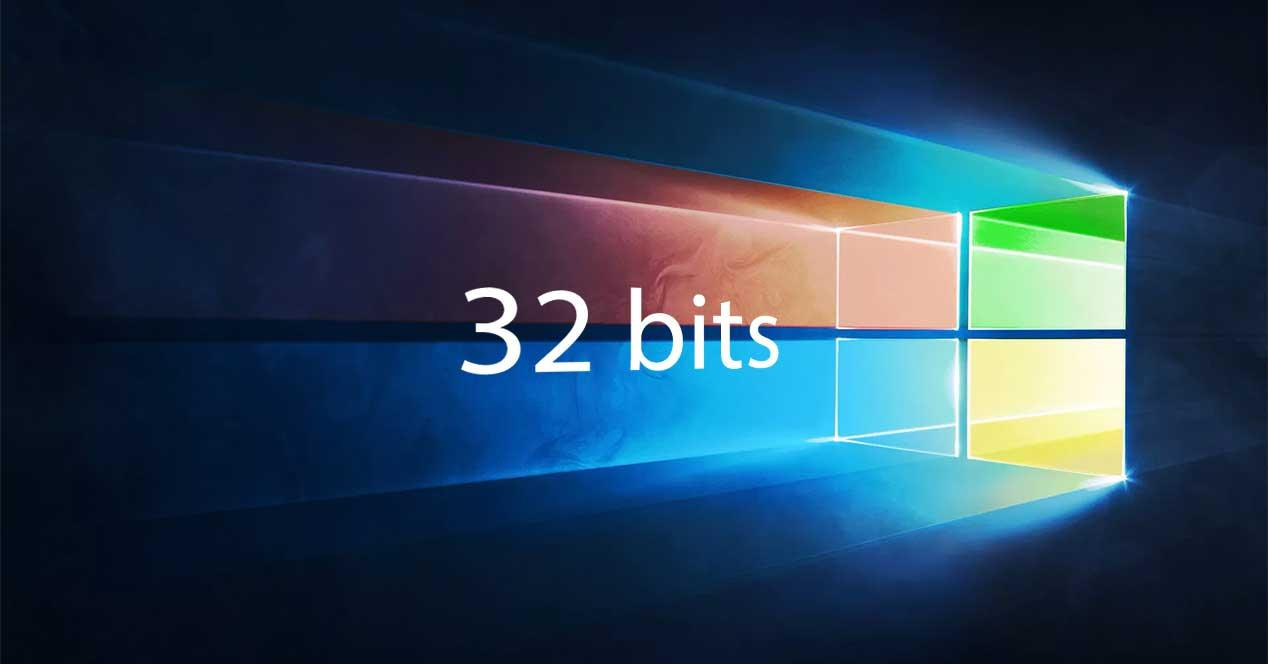 windows 10 32 bits