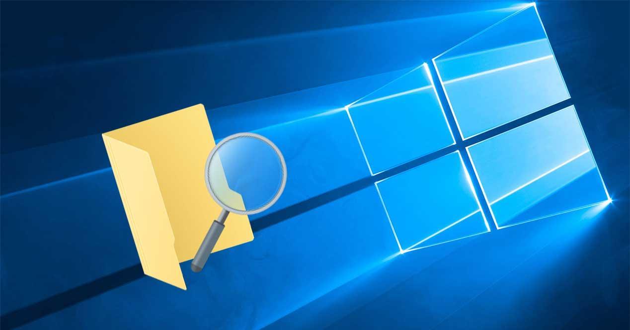 windows 10 busqueda archivos