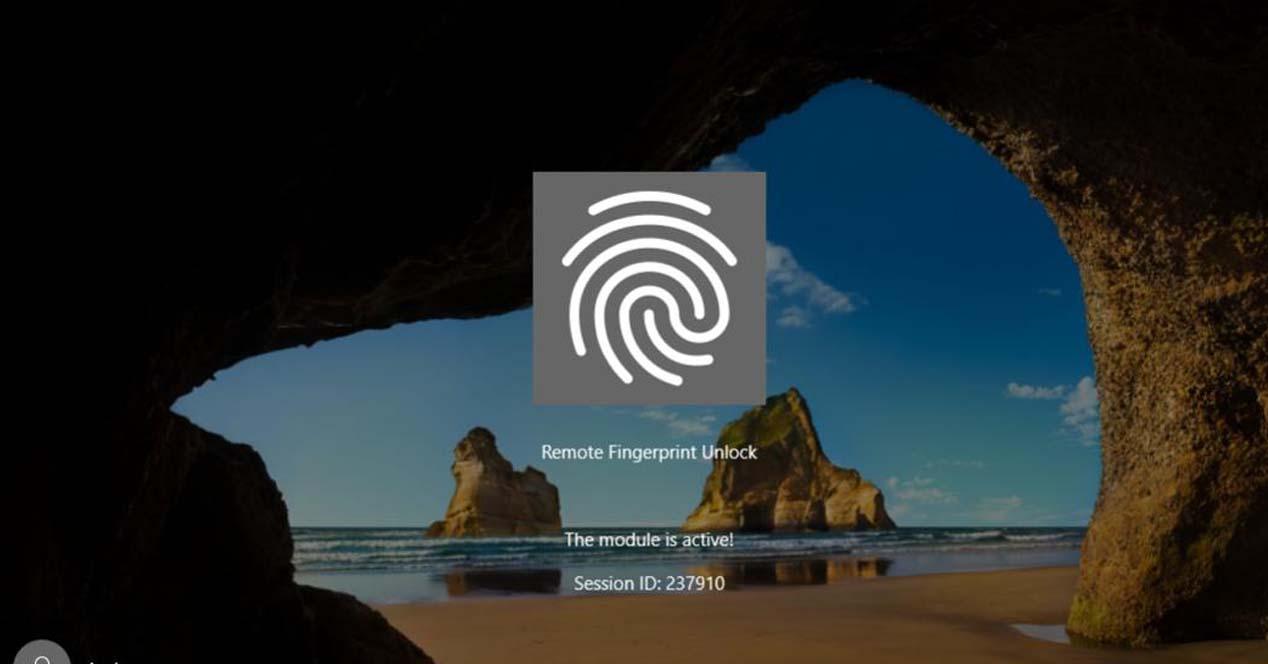 Desbloquea tu PC Windows 10 con el sensor de huellas del móvil