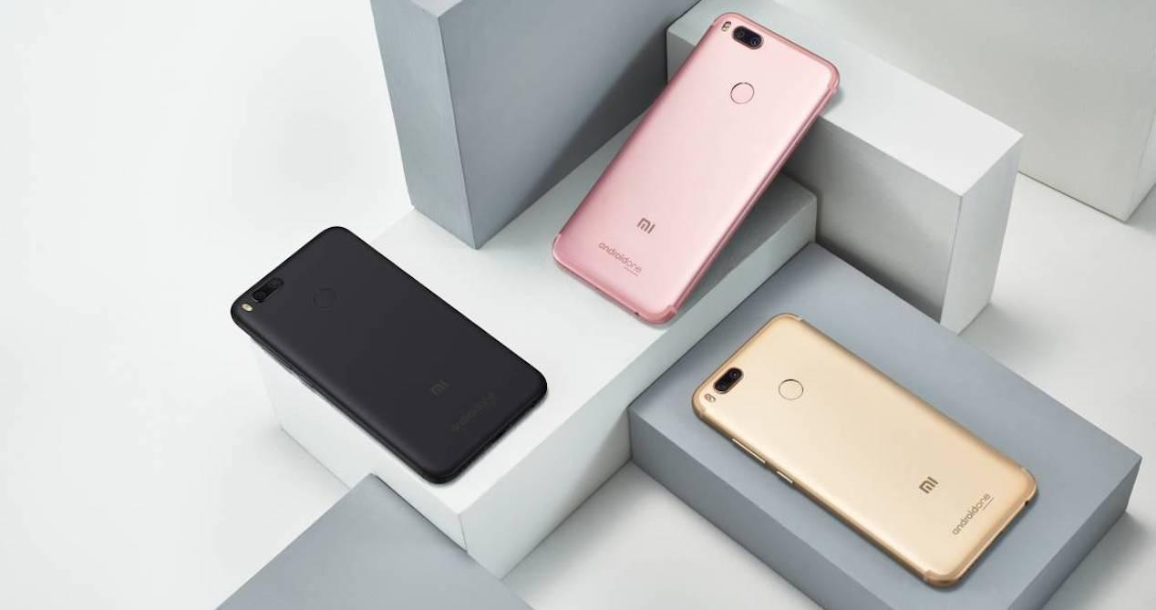 Ver noticia 'Noticia 'El Xiaomi Mi A1 tendrá Android 9 Pie pronto''