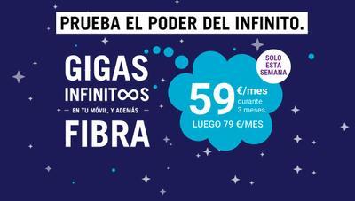 Ofertón de Yoigo: su tarifa de gigas infinitos por 20 euros menos para siempre