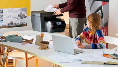 Cómo elegir la mejor impresora para tu empresa gracias a HP OfficeJet Pro