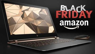 Amazon Black Friday 2018: ofertas en PC y portátiles