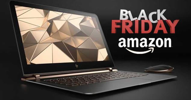 Ver noticia 'Amazon Black Friday 2018: ofertas en PC y portátiles'