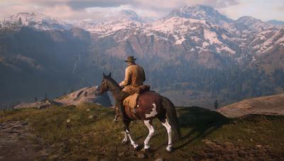 Red Dead Redemption 2 on-line cada vez más cerca, se filtra la primera captura del nuevo modo