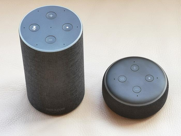 amazon echo y echo dot
