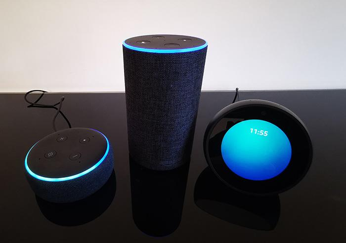 amazon echo trio