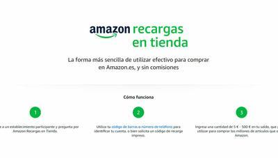 Ya puedes comprar en Amazon sin tarjeta de crédito