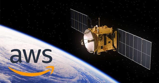 amazon satelite aws