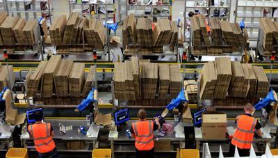 Amazon contratará menos empleados esta Navidad: ¿nos están reemplazando los robots?