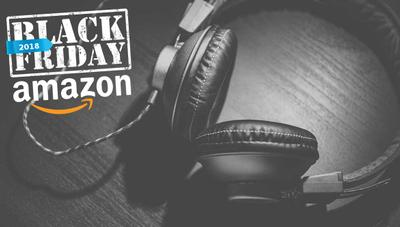 Amazon Black Friday 2018: ofertas en altavoces y auriculares