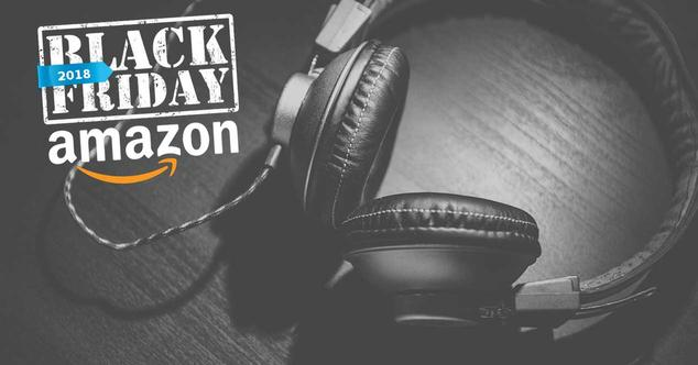Ver noticia 'Amazon Black Friday 2018: ofertas en altavoces y auriculares'