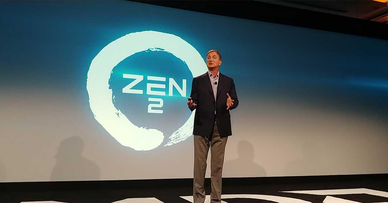 Ver noticia 'Noticia 'AMD desvela su arsenal de 7 nm: arquitectura Zen 2 y tarjetas gráficas Radeon Instinct''