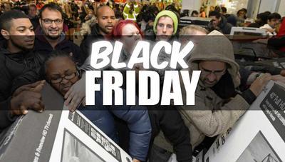 Cómo saber cuándo hay menos gente en las tiendas en el Black Friday