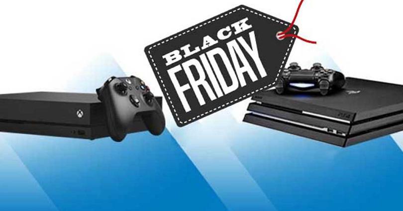 Ver noticia 'Noticia 'Xbox One X vs Ps4 Pro ¿cuál deberías comprar en el Black Friday?''