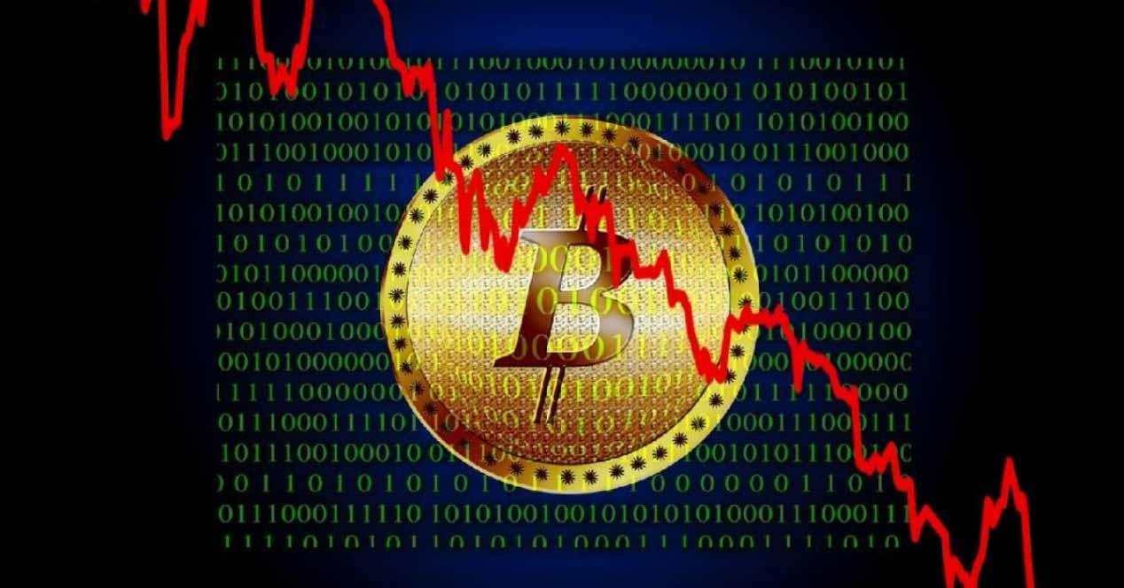Ver noticia 'Noticia 'El Bitcoin cae en picado marcando nuevo mínimo de 2018''