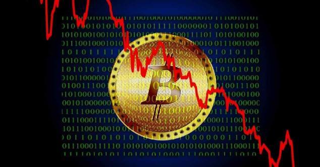 Ver noticia 'El Bitcoin cae en picado marcando nuevo mínimo de 2018'