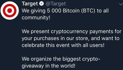 Hackean una cuenta de Google en Twitter para promocionar una estafa de bitcoins