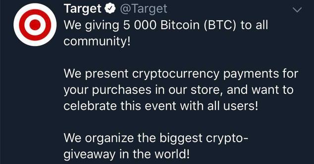 Ver noticia 'Hackean una cuenta de Google en Twitter para promocionar una estafa de bitcoins'