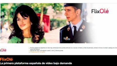 Orange TV incorpora FlixOlé, una plataforma con más de 7.000 series y películas