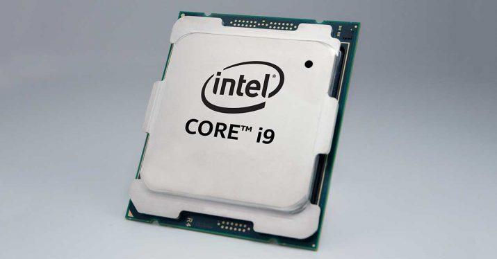 intel procesador core i9
