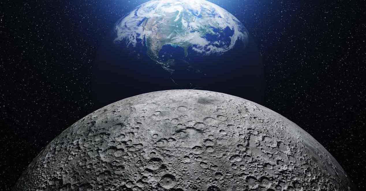 Ver noticia 'Noticia 'La NASA da la espalda a Elon Musk y Jeff Bezos para volver a la luna''