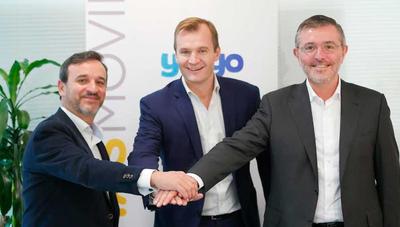 MásMóvil ficha a dos ex directivos de Jazztel para crear una nueva compañía